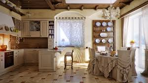 Kitchen Dining Room Wooden Kitchen Dining Room Sets Under Round Hanging Lamp And