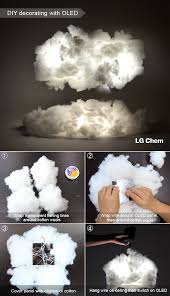 How To Make Cloud Lights Pin By Home Lighting Decor On Diy Home Lighting Projects