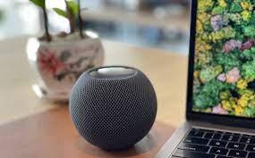 HomePod Mini - Loa nhỏ, âm thanh trong trẻo, rõ ràng, kết nối 2 cái thành  cặp stereo, $99