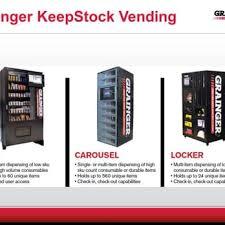 Grainger Vending Machines Mesmerizing Grainger W W Building Supplies 48 Grainger Pkwy Lake Forest
