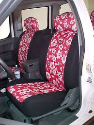 customize your seat covers