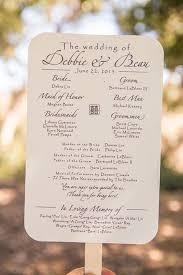 Fun Wedding Programs Picture Of Beautiful And Fun Wedding Programs To Get Inspired 13