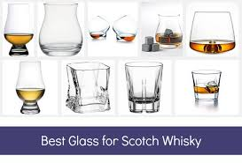 best scotch glasses