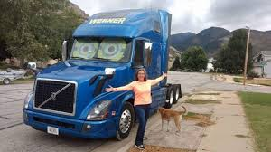 otr driver heres what its like to be a woman truck driver
