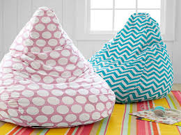 Interesting Bean Bag Chairs Kids with Pottery Barn Kids Bean Bags Chairs  Features Dsgnforkids Beanbag