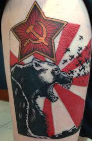Russian Bear Tattoo By Lance At Royalfleshtattoo Tattoocom