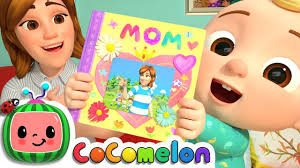 My <b>Mommy</b> Song | CoComelon Nursery Rhymes & Kids Songs ...