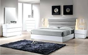 modern bedroom sets. White Contemporary Bedroom Sets Set For Sale Modern