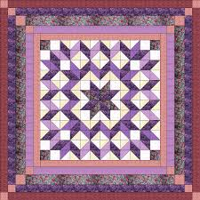 Queen Size Quilt Patterns Cool Amazon Easy Galaxy Star Queen Size Quilt KitPocket Of Posies