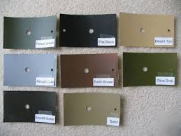 Ppg Alk 200 Color Chart Ppg Commercial Performance Alk 200 Camouflage Paint