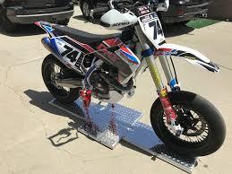 bike binderz l track dirt bike kit ama supermoto