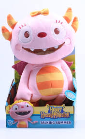 henry hugglemonster talking summer soft toy 10