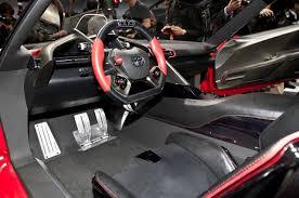 toyota supra interior 2015. Perfect Toyota Toyota Supra 2015 FT1 Interior On Pinterest