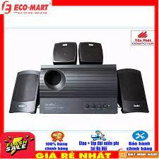 Loa vi tính SoundMax A4000 4.1 (Đen)