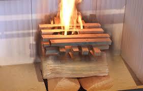 Von Unten Von Oben So Wird Das Feuer Im Ofen Entfacht