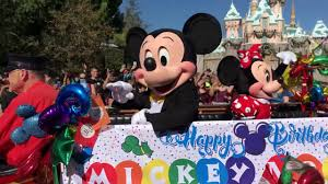 Mickey Mouse SURPRISE 89th Birthday ...