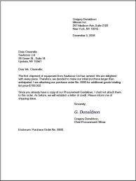 Business Letter Format 05