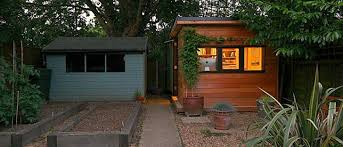prefab shed office. In.it.studios\u0027 Prefab Garden Office Spaces Let You Work From Your Backyard | Inhabitat - Green Design, Innovation, Architecture, Building Shed .
