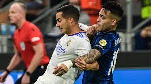 إنتر ضد ريال مدريد: مباشر لحظة بلحظة