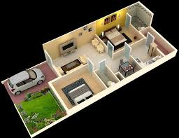 ideas 1000 sq ft house plans 2 bedroom indian style house