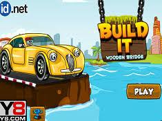 Wooden Bridge Game BUILD IT WOODEN BRIDGE LOGIC GAMES 33