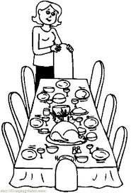 dining room table clipart black and white. For Top Dining Room Clipart Black And White Table E