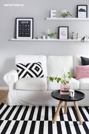 Deko Schwarz Weiß Wohnzimmer Einzigartig On Für Frühlings Wohnzimmerdeko  StyleClub By AmbienteDirect Com 10