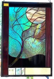 fake stained glass fake stained glass kits best stained glass glass art images on intended for fake stained glass