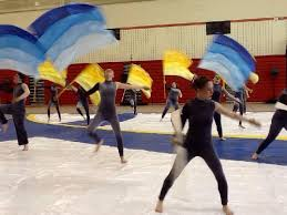 Winter guard Odyssey honors Marathon victims - The Register - Yarmouth, MA