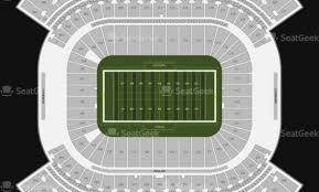 Tennessee Titans Stadium Virtual Seating Chart Tennessee Titans Stadium Map