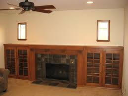 17 best ideas about craftsman fireplace mantels on
