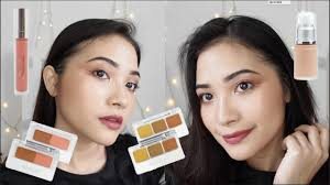 wardah one brand tutorial youthful makeup jfw 2018