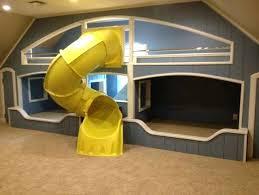kids loft bed with slide. Beautiful Loft Kids Bed With Slide Cool Bunk And Desk  In Kids Loft Bed With Slide T