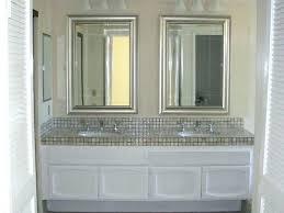 tile framed mirror tile framed mirror full size of bathroom timber mirrors large oak galvanized tile tile framed mirror
