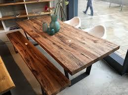 Esstisch Massivholztisch Holztisch Tisch Rustikal Eichenholz Www