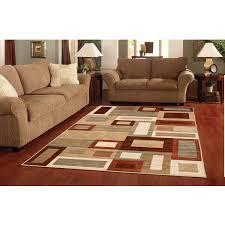 Multiple Rugs In Living Room Better Homes Or Gardens Franklin Squares Area Rug Or Runner