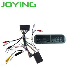 can wiring harness aliexpress com buy car audio radio stereo wiring installation aliexpress com buy car audio radio stereo