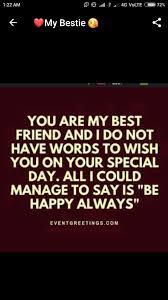 Anamiyakhan Thanks Wishes Happy Birthday Best Friend Happy