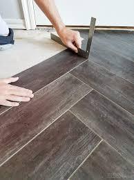 herringbone floor 11