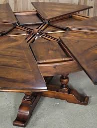 antique round dining table expandable round dining room tables expandable round dining table tables antiques expandable