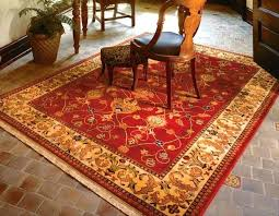 manor area rugs inside decorations 5 express red with regard william morris mission style rug