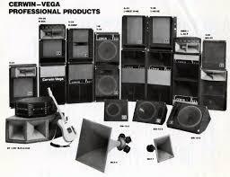 the original cerwin vega series used by sound productions music the original cerwin vega series used by sound productions