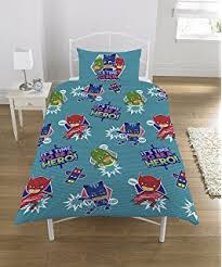 Amazon.com: Disney Toy Story Space Rotary Single Bed Duvet Quilt ... & Disney Pj Masks 'It' S Time To Be a Hero' Reversible Rotary Single Adamdwight.com