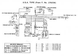 wiring schematic 4 stroke net all the data for your honda honda z50 usa 1969 wiring schematic