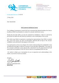 Customer Satisfaction Survey Cover Letter Perfect Resume