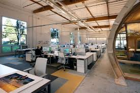 creative office space large. Modern-Office-Work-Space-Large-Glass-Window-Wide- Creative Office Space Large