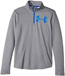 under armour shirts for boys. under armour kids - textured tech 1/4 zip (big kids) shirts for boys