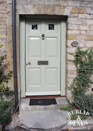 green front doors15 Fantastic Front Doors  Burlap  DenimBurlap  Denim