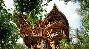 Tree House Architecture Elora Hardy Magical Houses Made Of Bamboo Ted Talk Tedcom