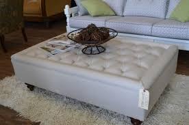 unique abbyson living havana round leather coffee table table ideas
